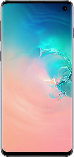 "Samsung Galaxy S10 6.1"" 128GB - Prism White (SM-G973FZWDXEO)"