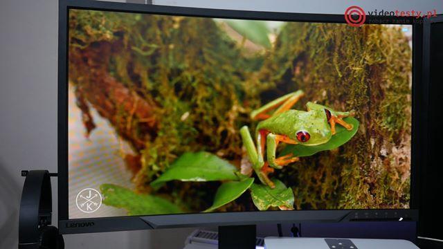 Lenovo Y27F obraz