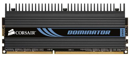 Corsair DDR3 DOMINATOR with DHX+ 16GB/1866 (2*8GB) CL9-10-9-27 XMP