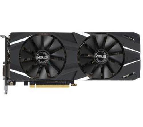 Asus GeForce RTX 2060 DUAL 6GB GDDR6 192BIT 2HDMI/2DP/DVI-D