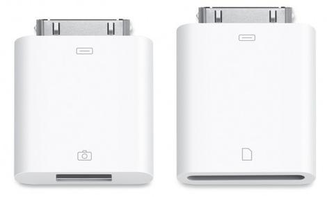 iPad Camera Connection Kit - nowa przejściówka Apple