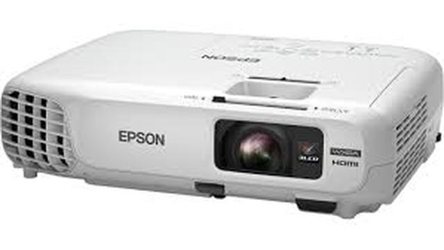 Epson EB-W18 - świetny biznesowy projektor