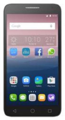 Smartfon Alcatel OneTouch 5025D POP 3 (5.5) Czarna skóra (5025D-2CALE11)