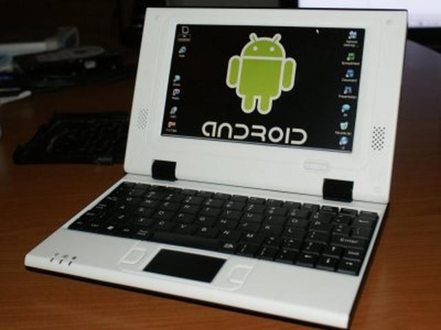 Menq EasyPC E790 – netbook za 50 euro