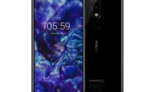 Nokia 5.1 Plus TA-1105 (czarny)