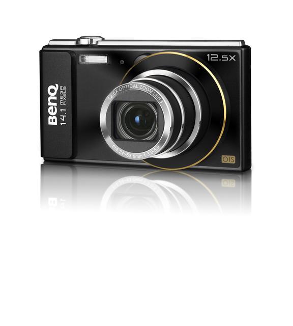 BenQ GH200 - 12.5 krotny zoom optyczny i MagiQ Filter
