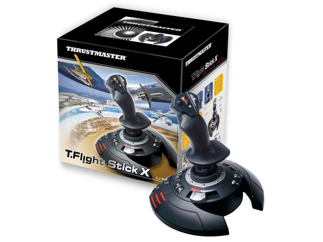 THRUSTMASTER T Flight Stick X - popularny joystick
