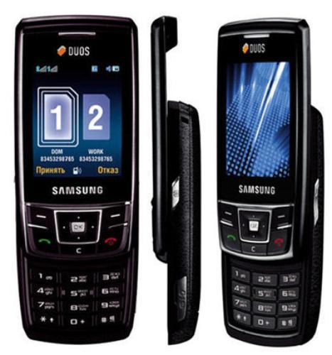 Samsung SGH-D880 Duoz