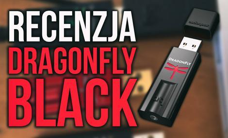 Dragonfly Black - Proste Urządzenie do Polepszania Jakości Dźwięku!