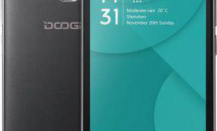 DooGee X5 Max Pro Dual SIM Czarny