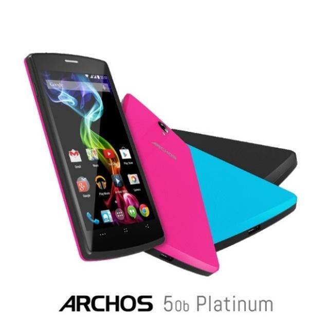 Nowe Smartfony ARCHOS z Systemem Android KitKat