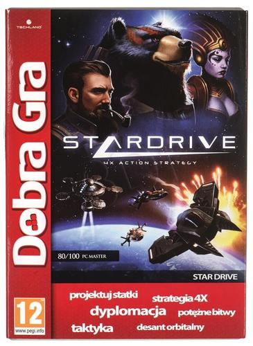 DG Star Drive