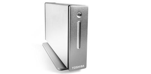 Toshiba STOR.E ALU, 3.5'' 1TB USB (PX1396E-3T01)
