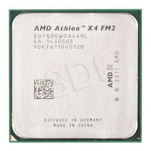 AMD Athlon II 760K X4 3800MHz FM2 Box