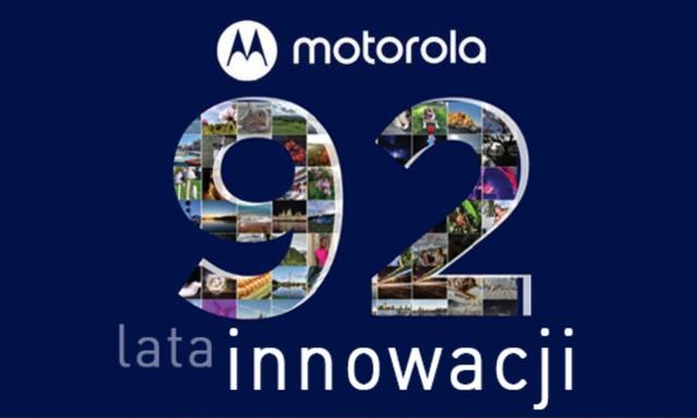 Motorola obchodzi urodziny i patrzy w przyszłość