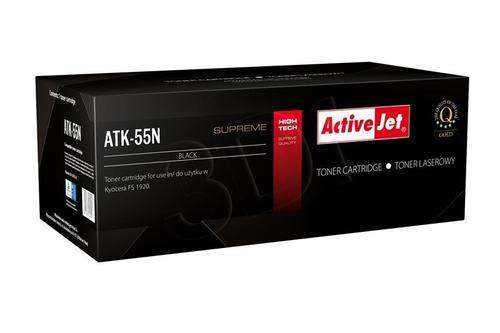 ActiveJet ATK-55N toner Black do drukarki Kyocera (zamiennik Kyocera TK-55) Supreme