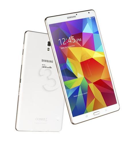 SAMSUNG GALAXY TAB S 8.4 (T700) 16GB Wi-Fi WHITE