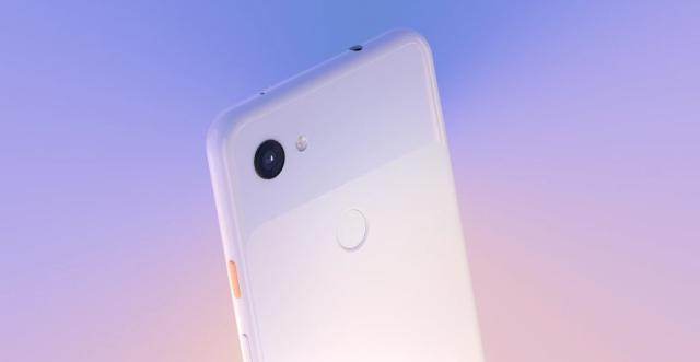 Google Pixel 3a wygląda podobnie do Pixeli 3