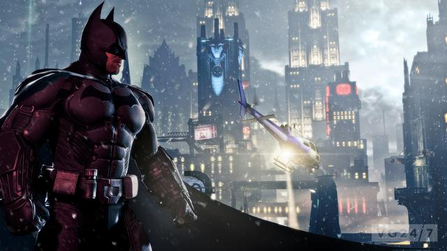 Gra Batman: Arkham Origins