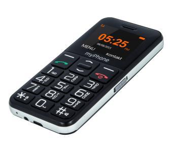 myPhone Halo Easy (czarny)