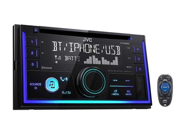 atrakcyjny cenowo radioodtwarzacz 2DIN