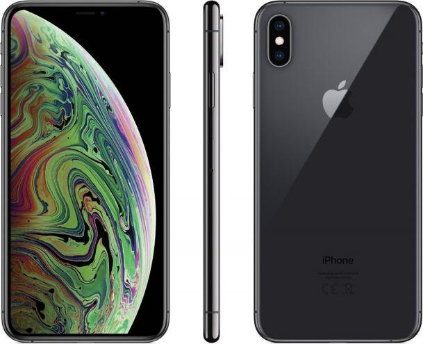 Apple iPhone XS Max 512GB Szary (MT562PM-A)