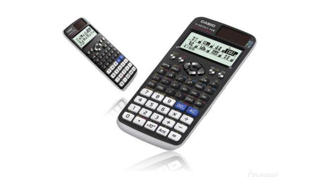 Solidny kalkulator naukowy firmy Casio