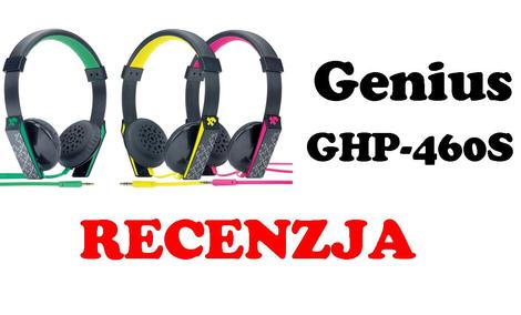 Genius GHP-460S [RECENZJA]