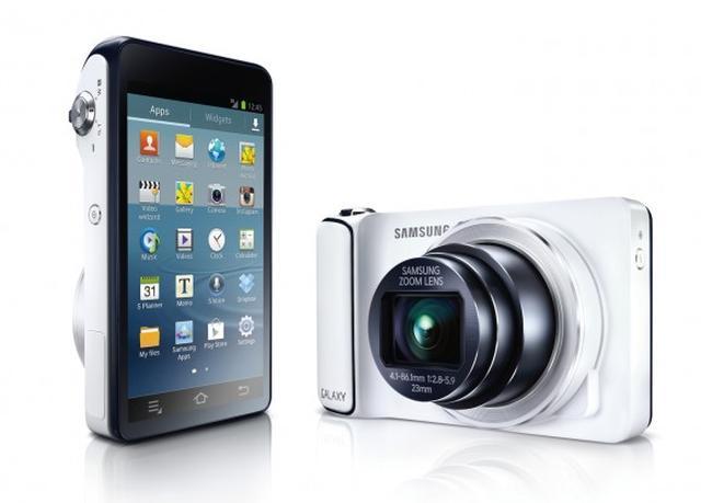 Samsung GALAXY Camera – polska premiera aparatu z systemem Android
