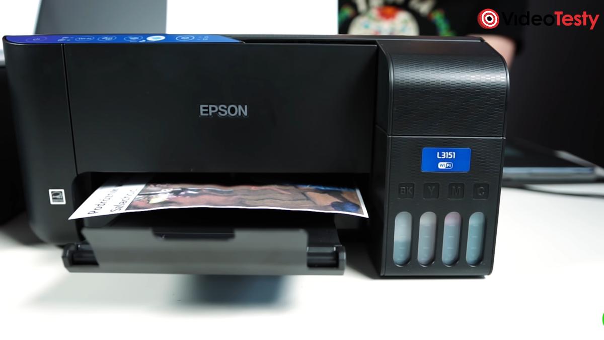 Epson EcoTank L3151 od frontu
