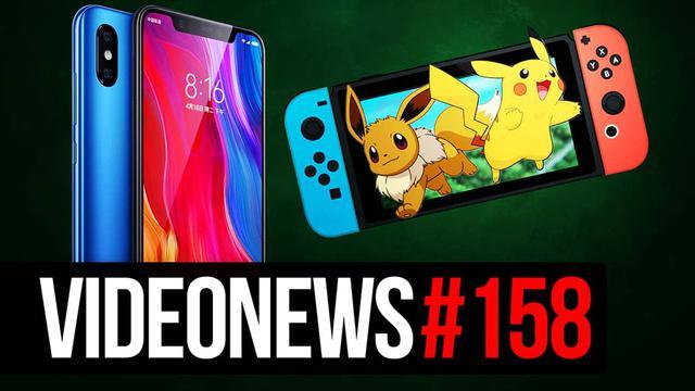 Xiaomi Mi 8, Kłopoty Valve, PUBG Pozywa Fortnite - VideoNews #158