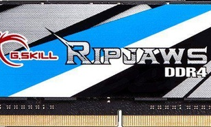 G.SKILL DDR4 RIPJAWS 16GB 2400MHz CL16 SO-DIMM