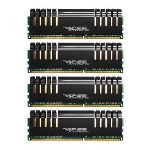 Patriot DDR4 16GB (4x4GB) Viper Xtreme Edition 2400MHz CL15 XMP2