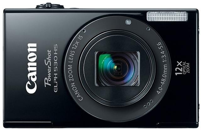 Mały, stylowy i solidny aparat - Canon IXUS 510 HS