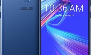 Asus ZenFone Max M2 (ZB633KL) Niebieski Dual SIM