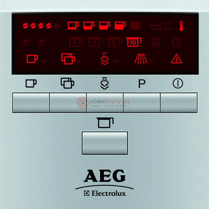 ELECTROLUX CAFFE GRANDE ECG6200