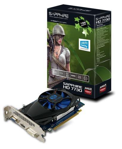 SAPPHIRE Radeon HD 7730