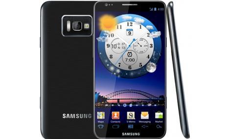 Samsung przedstawia Galaxy S III - inspirowany naturą smartfon