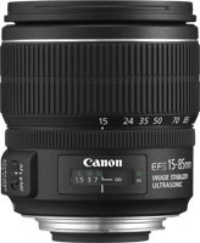 Canon EF-S 15-85MM 3.5-5.6 IS USM 3560B005