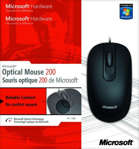 Microsoft MS Optical Mouse 200 JUD-00007
