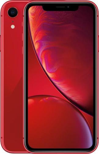 """Apple iPhone XR 64GB Red (6,1""""; 64GB; 3GB; DualSIM; kolor czerwony )"""