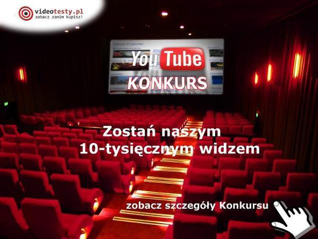Jest nas 10k na kanale YouTube - KONKURS