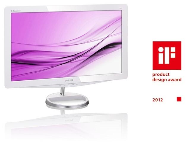 Philips 248C3: 23,6 cala Full HD w technologii W-LED