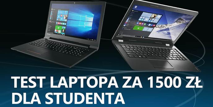Lenovo V110-15ISK - Laptop za 1500 zł Dla Studenta