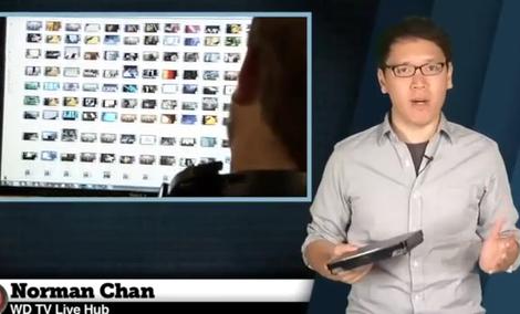 WD TV Live Hub - prezentacja multimedialnego odtwarzacza