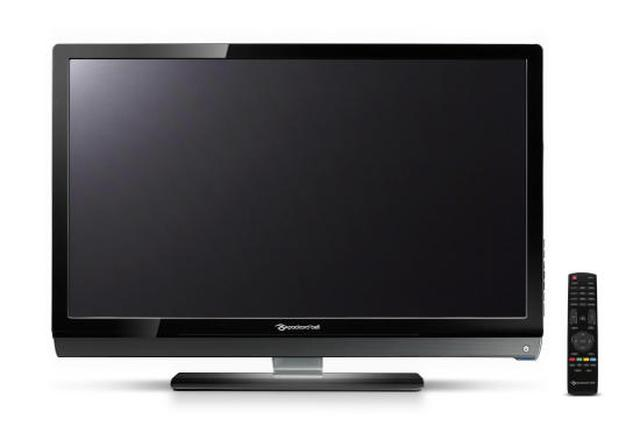Solidny monitor Full HD - Packard Bell Maestro 240 LED
