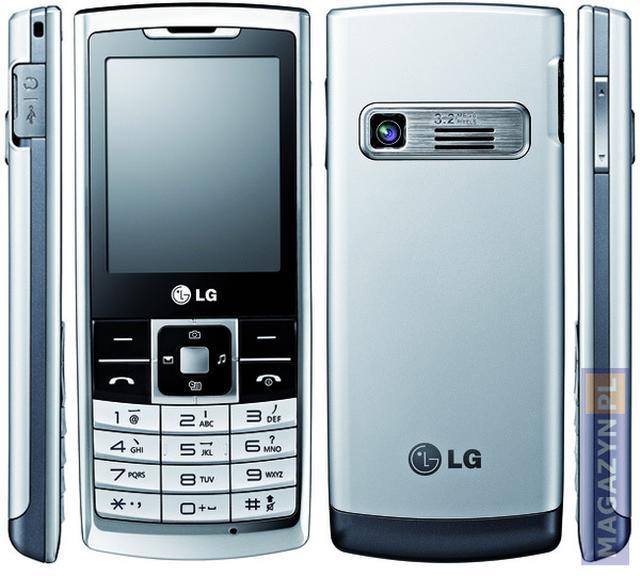 LG S310 Pure - prezentacja
