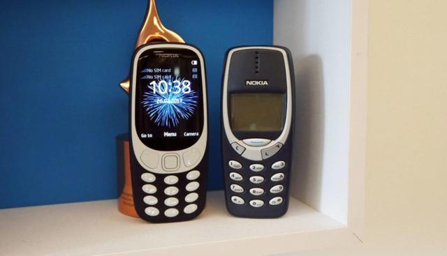 stara i nowa nokia 3310