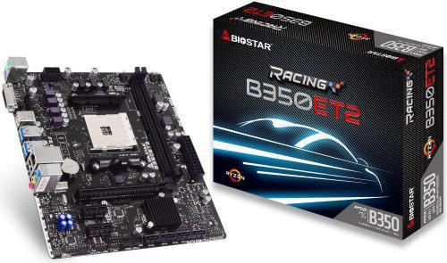 Biostar RACING B350ET2