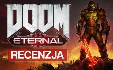 Recenzja Doom Eternal - Piekielna Inwazja!